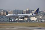 meijeanさんが、福岡空港で撮影したユナイテッド航空 737-824の航空フォト(写真)