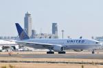 panchiさんが、成田国際空港で撮影したユナイテッド航空 777-222の航空フォト(写真)