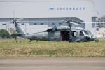 チャッピー・シミズさんが、厚木飛行場で撮影したアメリカ海軍 MH-60S Knighthawk (S-70A)の航空フォト(写真)