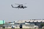 チャッピー・シミズさんが、厚木飛行場で撮影したアメリカ海軍 SH-60F Seahawk (S-70B-4)の航空フォト(写真)