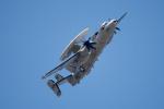 チャッピー・シミズさんが、厚木飛行場で撮影したアメリカ海軍 E-2C Hawkeyeの航空フォト(写真)
