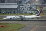 meijeanさんが、福岡空港で撮影した日本エアコミューター DHC-8-402Q Dash 8の航空フォト(写真)