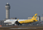 くーぺいさんが、新千歳空港で撮影したバニラエア A320-214の航空フォト(写真)