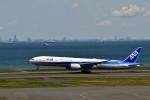 JA946さんが、羽田空港で撮影した全日空 777-381/ERの航空フォト(写真)