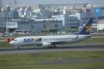 meijeanさんが、福岡空港で撮影したスカイマーク 737-81Dの航空フォト(写真)