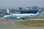 meijeanさんが、福岡空港で撮影した大韓航空 A330-323Xの航空フォト(写真)