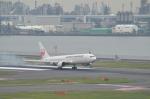 hareotokoさんが、羽田空港で撮影した日本航空 767-346/ERの航空フォト(写真)