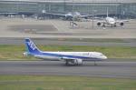 hareotokoさんが、羽田空港で撮影した全日空 A320-211の航空フォト(写真)