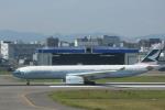 meijeanさんが、福岡空港で撮影したキャセイパシフィック航空 A330-343Xの航空フォト(写真)