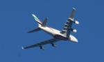 Lovely-Akiさんが、シドニー国際空港で撮影したエミレーツ航空 A380-861の航空フォト(写真)