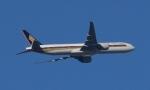 Lovely-Akiさんが、シドニー国際空港で撮影したシンガポール航空 777-312/ERの航空フォト(写真)