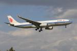 ぽんさんが、成田国際空港で撮影した中国国際航空 A330-343Eの航空フォト(写真)