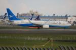 ぽんさんが、成田国際空港で撮影した厦門航空 737-86Nの航空フォト(写真)
