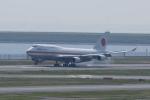 かずまっくすさんが、羽田空港で撮影した航空自衛隊 747-47Cの航空フォト(写真)
