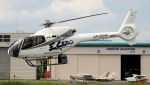 航空見聞録さんが、八尾空港で撮影した安藤商会 EC120B Colibriの航空フォト(写真)