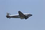 カンクンさんが、熊本空港で撮影したスーパーコンステレーション飛行協会 DC-3Aの航空フォト(写真)