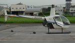 航空見聞録さんが、八尾空港で撮影した大阪航空 R22 Beta IIの航空フォト(写真)