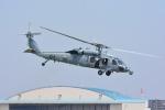 SKY☆101さんが、厚木飛行場で撮影したアメリカ海軍 MH-60S Knighthawk (S-70A)の航空フォト(写真)