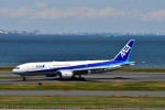 JA946さんが、羽田空港で撮影した全日空 777-281/ERの航空フォト(写真)
