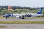 Y-Kenzoさんが、成田国際空港で撮影した全日空 787-9の航空フォト(写真)