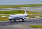 CB20さんが、関西国際空港で撮影した中国国際航空 A321-232の航空フォト(写真)