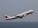 eipansさんが、羽田空港で撮影した航空自衛隊 747-47Cの航空フォト(写真)