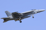 norimotoさんが、厚木飛行場で撮影したアメリカ海軍 F/A-18E Super Hornetの航空フォト(写真)