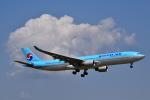 うめたろうさんが、成田国際空港で撮影した大韓航空 A330-323Xの航空フォト(写真)