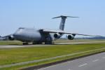 デルタおA330さんが、横田基地で撮影したアメリカ空軍 C-5M Super Galaxyの航空フォト(写真)