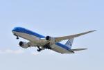 kix-boobyさんが、関西国際空港で撮影したKLMオランダ航空 787-9の航空フォト(写真)
