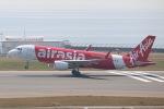 SIさんが、中部国際空港で撮影したエアアジア・ジャパン A320-216の航空フォト(写真)