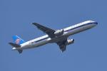 Timothyさんが、成田国際空港で撮影した中国南方航空 A321-231の航空フォト(写真)