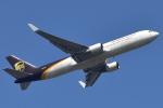 Timothyさんが、成田国際空港で撮影したUPS航空 767-34AF/ERの航空フォト(写真)