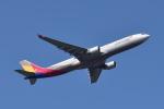 Timothyさんが、成田国際空港で撮影したアシアナ航空 A330-323Xの航空フォト(写真)