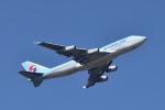 Timothyさんが、成田国際空港で撮影した大韓航空 747-4B5の航空フォト(写真)