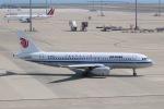 SIさんが、中部国際空港で撮影した中国国際航空 A320-232の航空フォト(写真)