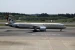 A350XWB-HNDさんが、成田国際空港で撮影したエティハド航空 787-9の航空フォト(写真)