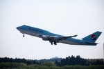 A350XWB-HNDさんが、成田国際空港で撮影した大韓航空 747-4B5の航空フォト(写真)