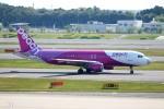 A350XWB-HNDさんが、成田国際空港で撮影したピーチ A320-214の航空フォト(写真)