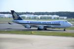 A350XWB-HNDさんが、成田国際空港で撮影したシンガポール航空カーゴ 747-412F/SCDの航空フォト(写真)