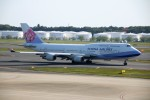 A350XWB-HNDさんが、成田国際空港で撮影したチャイナエアライン 747-409の航空フォト(写真)