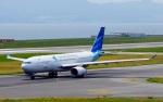 CB20さんが、関西国際空港で撮影したガルーダ・インドネシア航空 A330-243の航空フォト(写真)