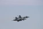 パピヨンさんが、厚木飛行場で撮影したアメリカ海軍 F/A-18E Super Hornetの航空フォト(写真)