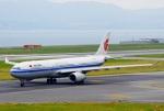 CB20さんが、関西国際空港で撮影した中国国際航空 A330-343Xの航空フォト(写真)