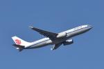 Timothyさんが、成田国際空港で撮影した中国国際航空 A330-243の航空フォト(写真)