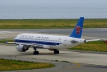 CB20さんが、関西国際空港で撮影した中国南方航空 A320-214の航空フォト(写真)