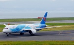 CB20さんが、関西国際空港で撮影した中国南方航空 787-8 Dreamlinerの航空フォト(写真)