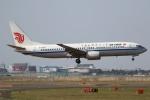 やまけんさんが、仙台空港で撮影した中国国際航空 737-86Nの航空フォト(写真)