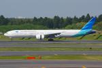 PASSENGERさんが、成田国際空港で撮影したガルーダ・インドネシア航空 777-3U3/ERの航空フォト(写真)