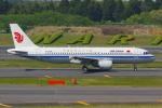 PASSENGERさんが、成田国際空港で撮影した中国国際航空 A320-214の航空フォト(写真)